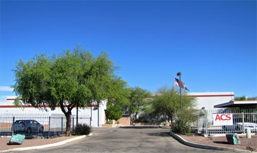 ACS International Facility in Tucson, Arizona